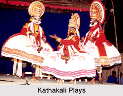 Kathakali , Indian Classical Dance