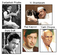 Indian & Veteran Film Director`s