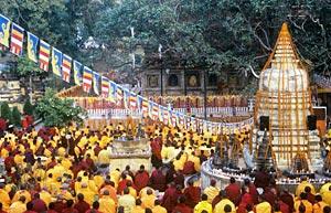 Bodhgaya - Buddha Jayanti