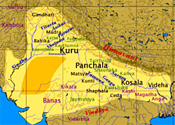 Kuru map