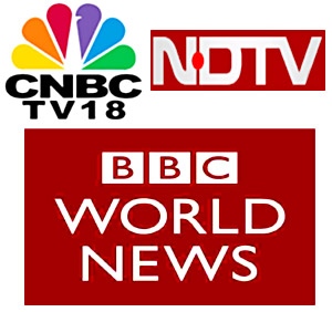 Indian Business TV Channels