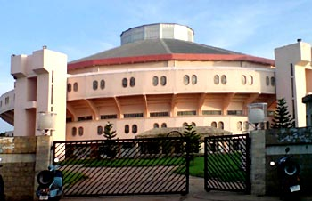 Cuttack Indoor stadium