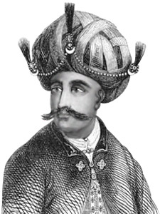 Hyder Ali of Mysore , India