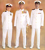 Indian Navy Oficers