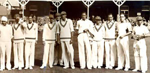 India's Tour in England, 1936, Indian Cricket