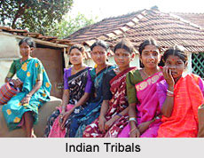Indian Tribal Women