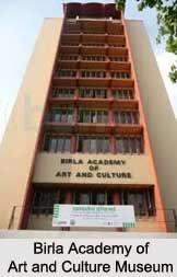 Birla Academy of Art and Culture Museum, Kolkata, West Bengal