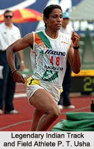 Athletic Events in India