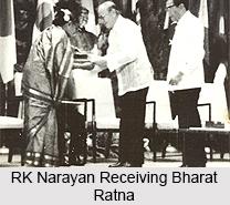 R K Narayan, Indian Writer