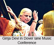 Girija Devi, Indian Classical Vocalist