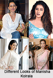 Manisha Koirala, Bollywood Actress