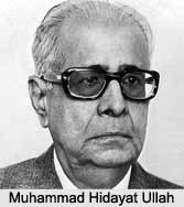 Muhammad Hidayat Ullah  , Acting President of India