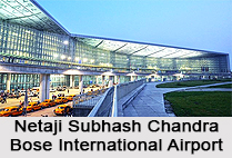 Netaji Subhash Chandra Bose International Airport, Kolkata, West Bengal