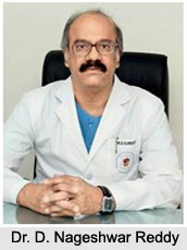 Prof. D. Nageshwar Reddy, Indian Gastroenterologist