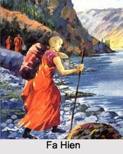 Fahien, Chinese Pilgrim