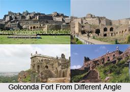 Monuments Of Golconda, Monuments Of Andhra Pradesh