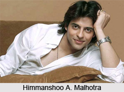 Himmanshoo A. Malhotra, Indian TV Actor