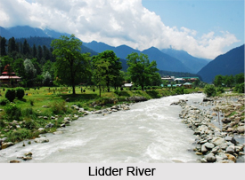 Lidder River, Indian River