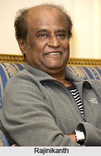 Rajinikanth, Indian Movie Actor