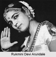 Rukmini Devi Arundale, Indian Dancer
