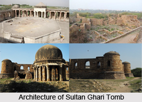 Sultan Ghari Tomb
