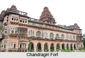 Monuments of Chandragiri, Monuments of Andhra Pradesh