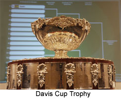 Davis Cup, Tennis Tournament in India