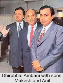 Dhirubhai Ambani, Indian Business Tycoon