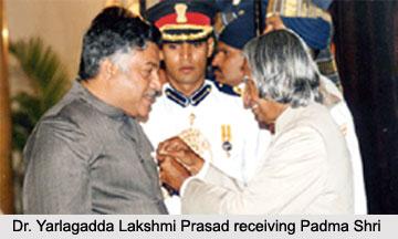 Dr. Yarlagadda Lakshmi Prasad, Indian Writer