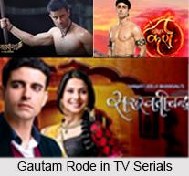 Gautam Rode, Indian TV Actor