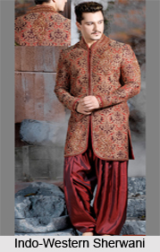 Sherwani-Churidar, Indian Ethnic Wear