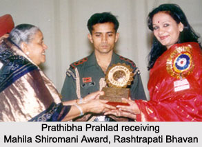 Prathibha Prahlad, Indian Bharatnatyam Dancer