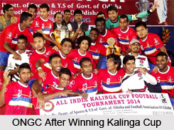 ONGC F.C, Indian Football Team