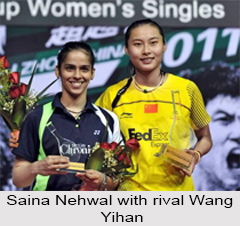 Saina Nehwal, Indian Badminton Player