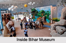 Bihar Museum, Patna, Bihar