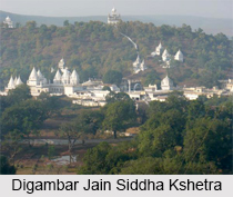 Digambar Jain Siddha Kshetra, Rajgir, Bihar