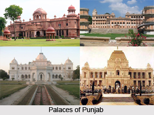 Palaces in Punjab