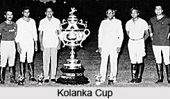 Kolanka Cup, Description