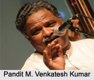 M. Venkatesh Kumar, Indian Classical Vocalist