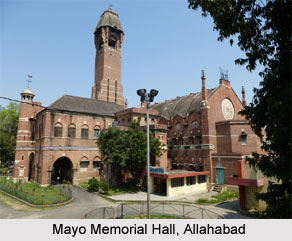 Mayo Memorial Hall, Allahabad