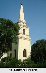 St. Mary's Church, Secunderabad