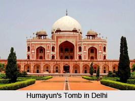 Tomb of Humayun