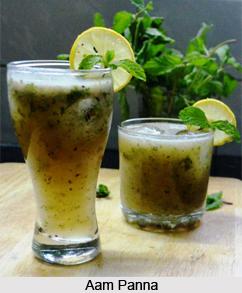 Aam Panna, Indian Beverage