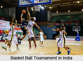 Basketball in India