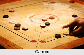 Carrom in India