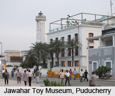 Jawahar Toy Museum, Puducherry