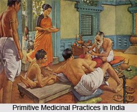 Primitive Medicinal Practices in India