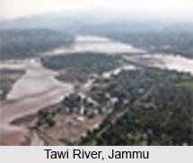 Tawi River, Jammu, Jammu & Kashmir