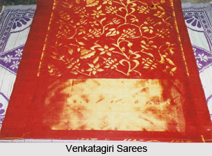 Venkatagiri Sarees, Indian Sarees