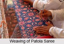 Patola Saris, Sarees of West India